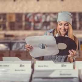 Vinyl Record Stores in Orlando