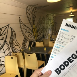 Beloved Latin American Eatery Bodega Arrives in Seminole Heights