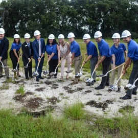 Florida Cancer Specialists Break Ground in Lakewood Ranch with New Facility