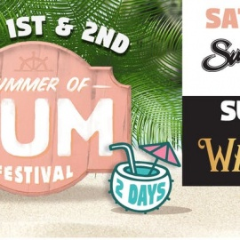 Enjoy Rounds of Rum Drinks Plus Sugar Ray, The Wailers at September's Summer of Rum Festival