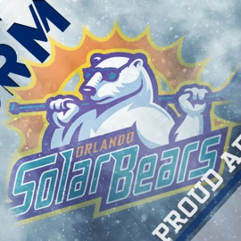 Orlando Solar Bears Reach Three-Year Agreement with the Tampa Bay Lightning