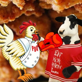 PDQ Winter Park Calls Chick Fil A's Bluff With Sunday Grand Opening