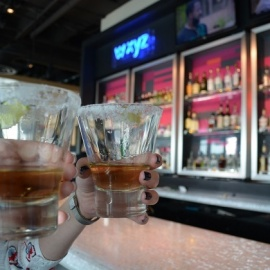 Tunes and Sips: W XYZ at Aloft's Happy Hour in Downtown Tampa Friday and Saturday Nights