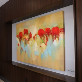 The University of Tampa Graduate and Health Studies Building Opens With a True Work of Art