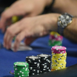 Silks Poker Room Now Offering BB Ante Texas Hold 'Em Poker Tournaments