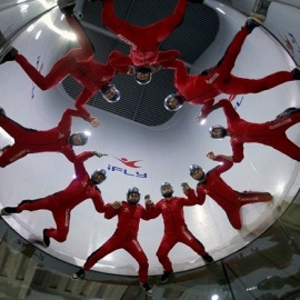 iFly Indoor Skydiving in Tampa Gives You All of the Thrills in A Safe Setting