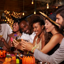 Adult Halloween Events in Sarasota