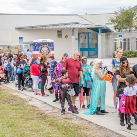Celebrate A Family Friendly Halloween 2018 With Trick Or Treat Street in Riverview on October 27th