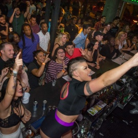 Shots Orlando Bar Celebrates One Year Anniversary With Epic Bash