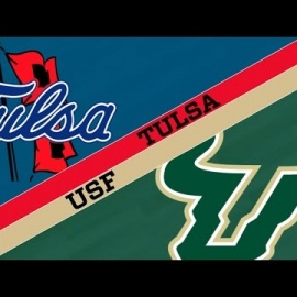 Join 'The Daily Stampede' For a USF-Tulsa Watch Party
