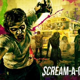 Get Shrills and Thrills at Scream-A-Geddon This Halloween in Dade City