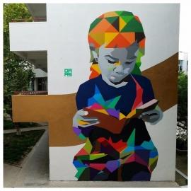 Enjoy Downtown St Pete's New Shine Murals Featuring International Artists