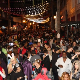 Wall Street Plaza Plazaween 18: 3 Nights Of Halloween Parties In Downtown Orlando