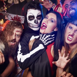Adult Halloween Parties in Miami