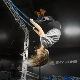 New Attractions Coming to Sky Zone Fort Myers Trampoline Park Dec 1 Offering Even More Indoor Family Fun!