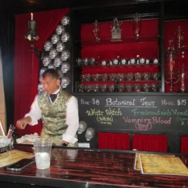 SpookEasy Lounge Now Open in Ybor City Serving Kava and Kratum Teas!