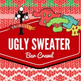 This Could Get Ugly: Have a Blast at Tampa's Ugly Sweater Bar Crawl!