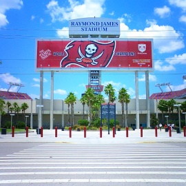 Tampa Bay Awarded an XFL Football Franchise To Begin Play in 2020 At Raymond James Stadium