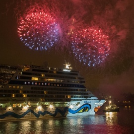 New Year's Eve Dinner Cruises in Miami