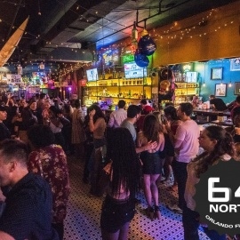 Resolutions Are For Quitters! Ring In The New Year With NO COVER At 64 North