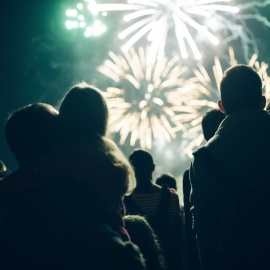 Family Friendly New Year's Eve Events in Orlando