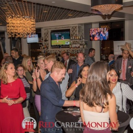 The Biggest Red Carpet Monday Networking Event Of The Year Presented By Company Trader