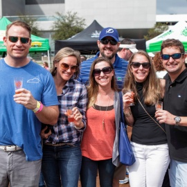 Beer, Bourbon, & BBQ Returns to Curtis Hixon Park, Saturday, February 16