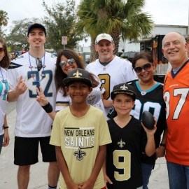 Before, During, & After: Pro Bowl Events in Orlando