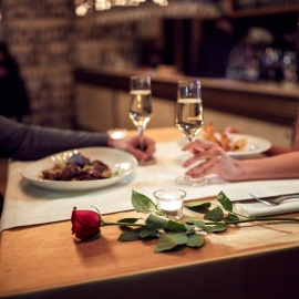 Romantic Restaurants for Valentine's Day in Wilmington