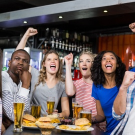 Top 10 Sports Bars in Sarasota