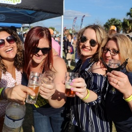 Kick-Off Tampa Bay Beer Week 2019 with Local Craft Beer, Bites, and More at The Florida Brewers Guild Craft Beer Festival