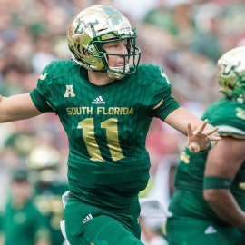 USF Football Opens with Wisconsin, Includes Trips to Atlanta and Annapolis