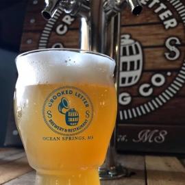 Crooked Letter Brewery & Restaurant Ocean Springs, MS - 1