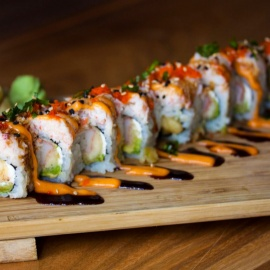 Sake 23 in St Pete Shouldn't Be Missed for Their Japanese Cuisine and Hand Selected Sake List