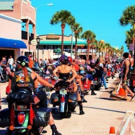 Get Revved up! Daytona Beach Bike Week Events