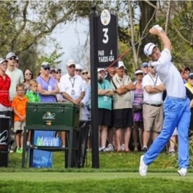 Arnold Palmer Invitational Drives Pros And Celebrities To Orlando