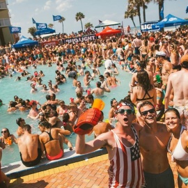 Spring Break Parties, Bike Week Concerts, & More Things To Do In Daytona Beach This Weekend
