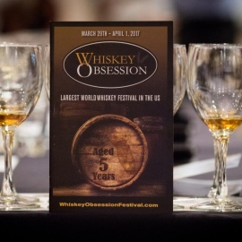 7th Annual Whiskey Obsession Festival Pours Top Shelf Spirits