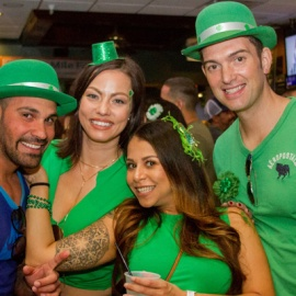 St. Patrick's Day Lasts All Weekend at O'Brien's Brandon with Live Music and Tons of Fun!