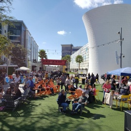 Boxi Park Lake Nona | Central Florida's Hub For Food And Fun