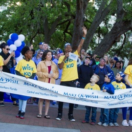 Join Walk For Wishes Orlando As They Make Strides To Helping Dreams Come True
