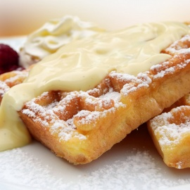 Where to Get the Best Waffles in Tampa Bay