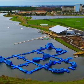 New Lake Nona Adventure Park Grand Opening Makes A Splash