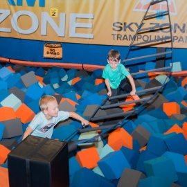 Spring Into Family-Friendly Events and an Easter Egg Hunt At SkyZone Tampa This April!