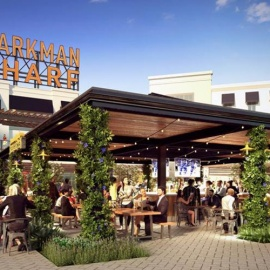 Food Halls of Tampa | Sparkman Wharf, Armature Works, and The Hall on Franklin