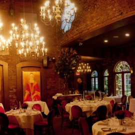 Romantic Restaurants in Manhattan