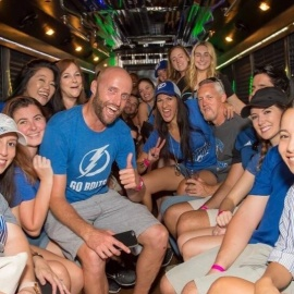 Join Tampa Bay Lightning Playoffs Bar Crawl & Party With Downtown Crawlers!