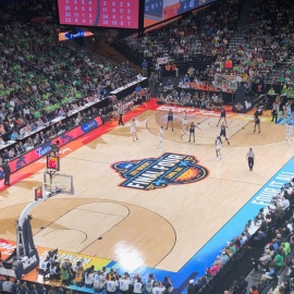 Baylor and Notre Dame Advance to the NCAA Women's Basketball National Championship in Tampa
