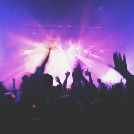 Upcoming Concerts at Amalie Arena in Tampa