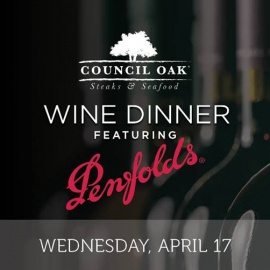 Council Oak's Wine Dinner at Seminole Hard Rock is an Evening for your Culinary Senses